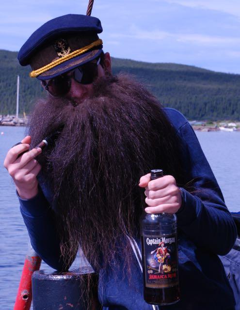 Captain ulysse