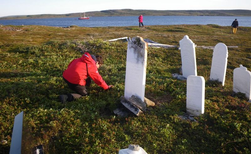 Ulysse tombes Manguier musgrave