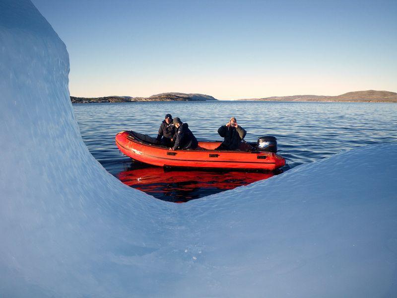 Iceberg Phil R Rob Ulysse AXE